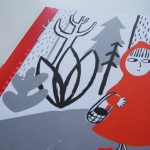 Little Red, di Bethan Woollvin