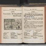La casa, Joh. Amos Comenii Orbis Sensualium Pictus Quadrilinguis Emendatu