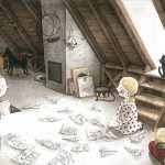 Il bambino e la soffitta, di Maja Kastelic