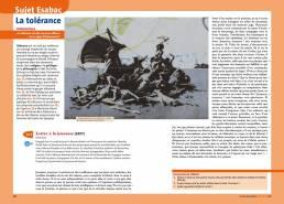 Harmonie littéraire Principato letteratura francese redazione e impaginazione Les Mots Libres sujet esabac
