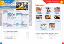 Paris découverte 2 Apprendre pour tous (Pearson, 2019. Redazione e impaginazione Les Mots Libres.