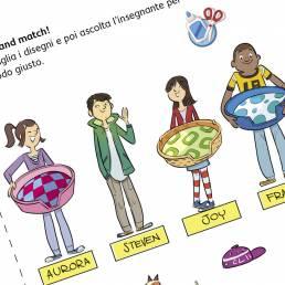 Fascicolo Pop English 2 (Pearson, 2019). Redazione e impaginazione Les Mots Libres.
