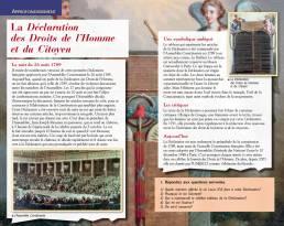 Histoire de France en poche. Progettazione, redazione e impaginazione les mots libres